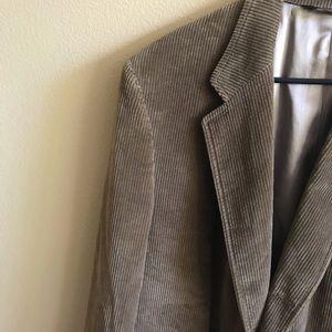 Brooks Brothers Suits & Blazers - Brooks Bros men 46 L corduroy sports coat jacket